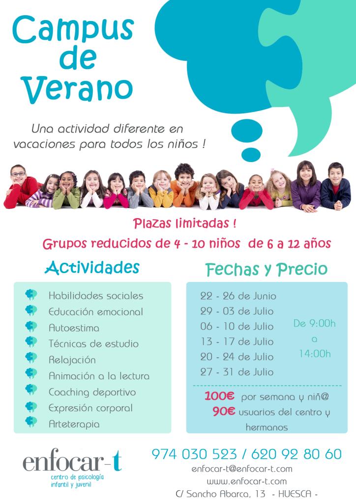 Campus de Verano en Huesca
