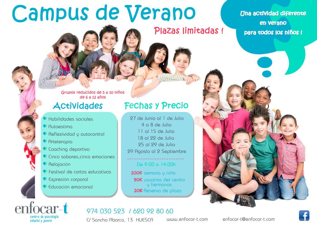 Campus verano Huesca