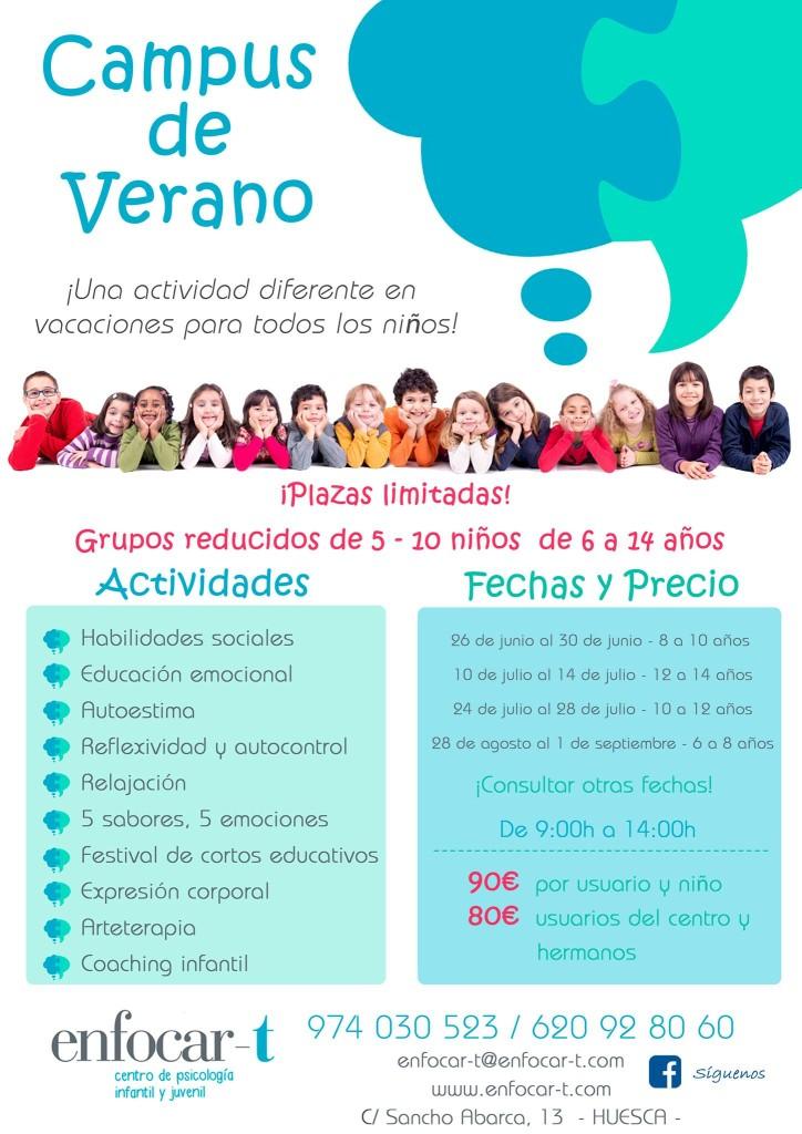 Campus verano Huesca 2017